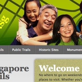 Heritage Trails in Singapore