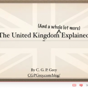 "What is the difference between ""United Kingdom"" and ""Great Britain""?"
